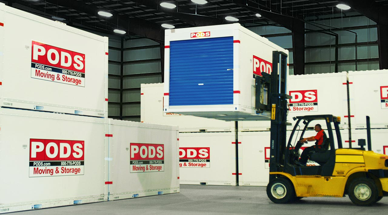 Hattiesburg Moving Services, Storage Units & Facilities | PODS