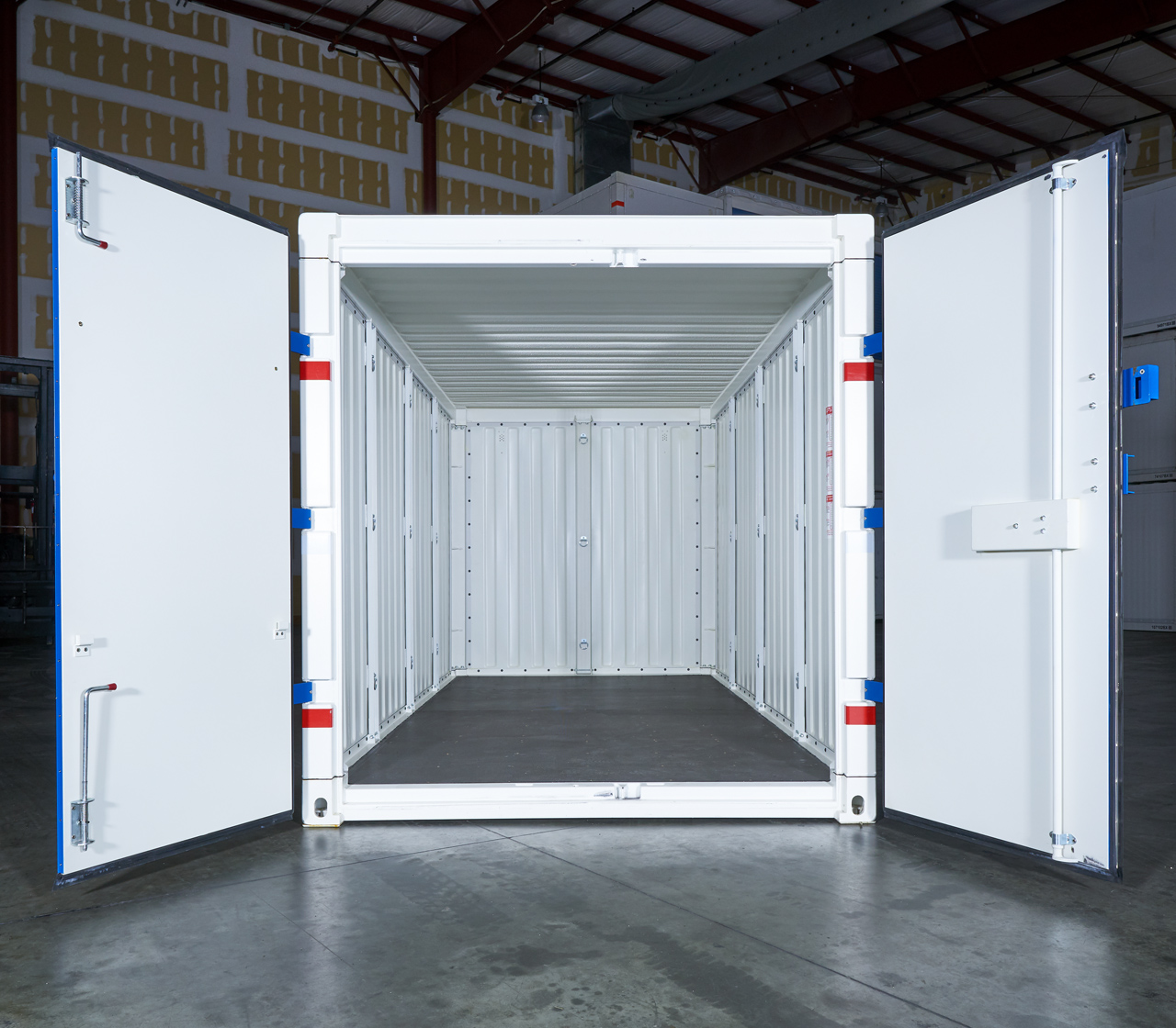Commercial Storage Units | Shipping Container Storage Units