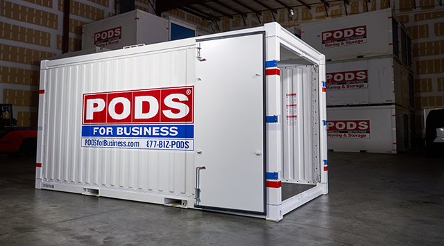 Los Angeles Moving Services Storage Units Amp Facilities Pods