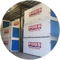 corporate relocation services storage containers
