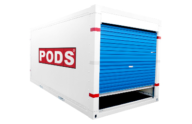12 foot storage container